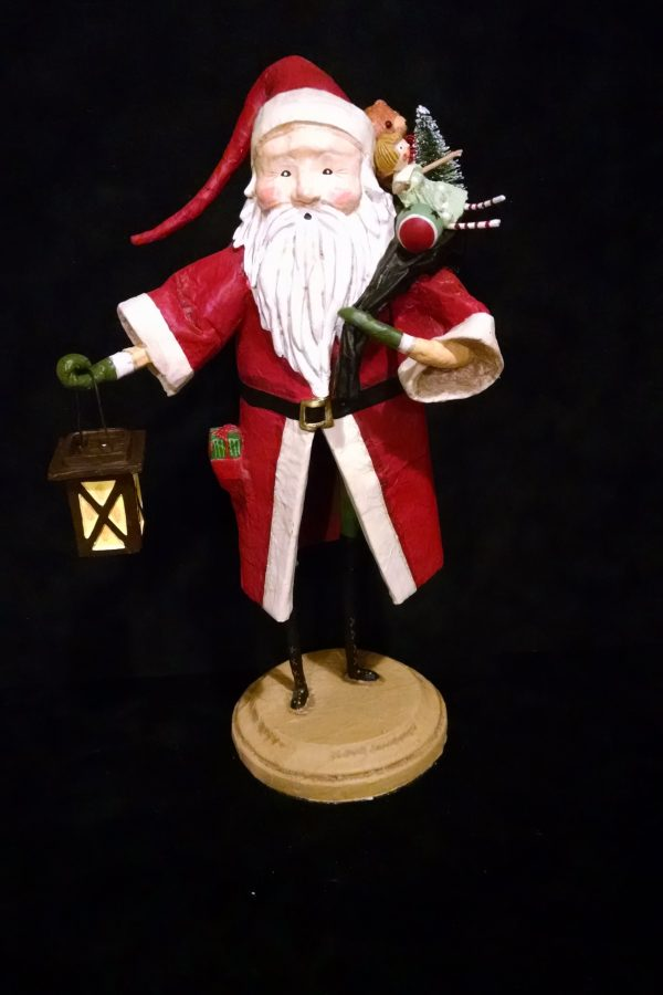 Old Father Christmas