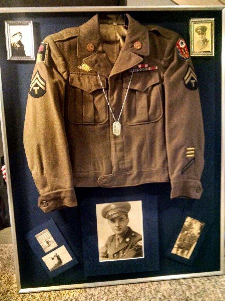 Wold War II Army uniform