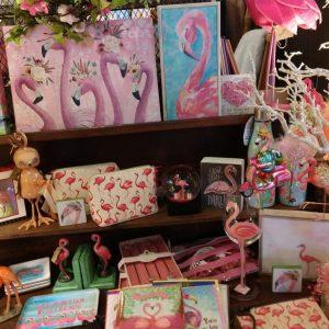 Flamingo Section