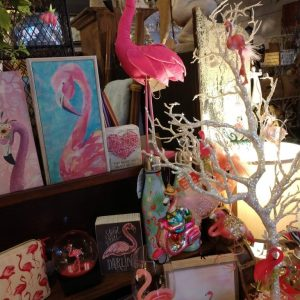 Flamingo Section