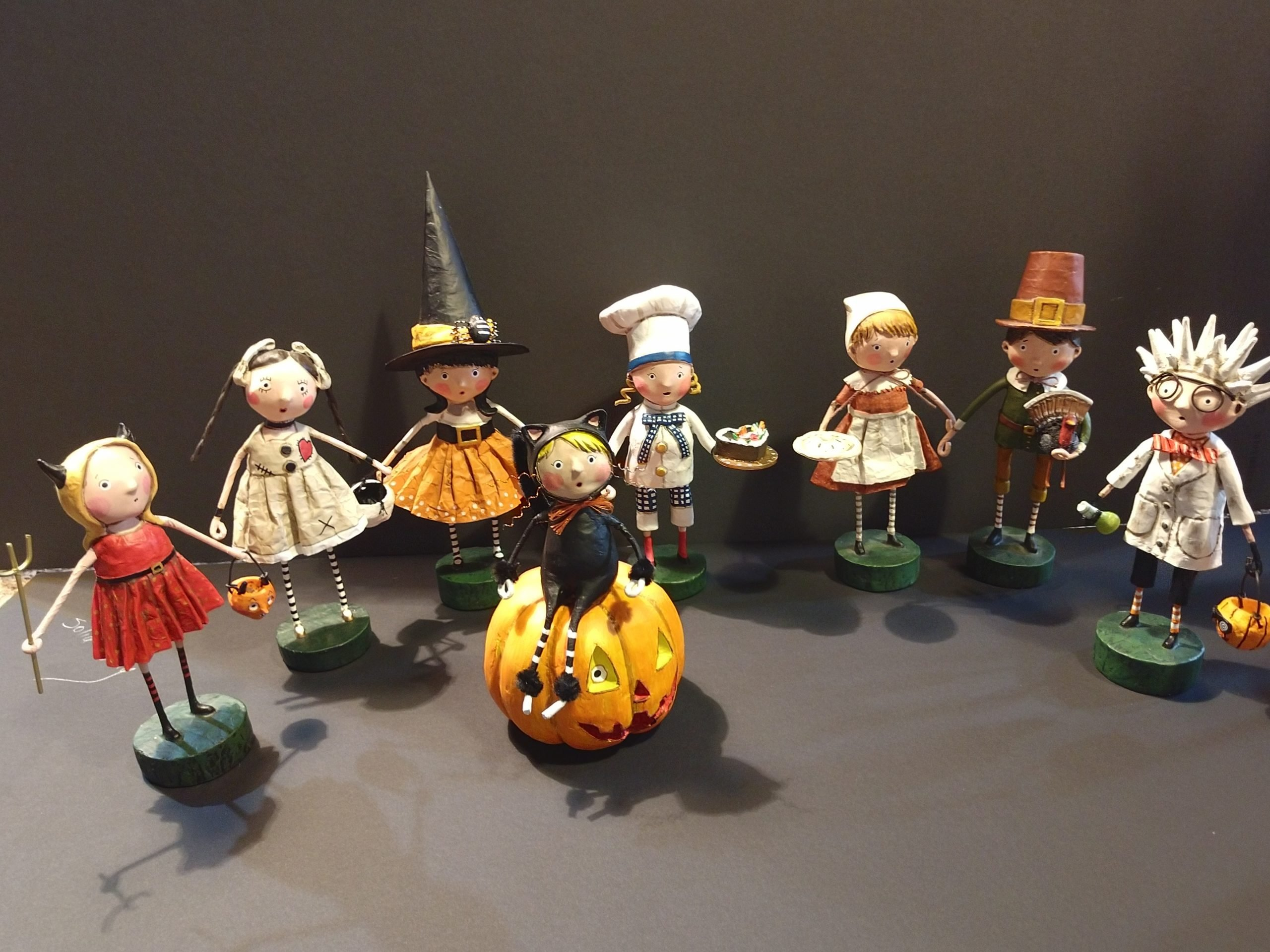 A new shipment of Lori Mitchell figures has just arrived!